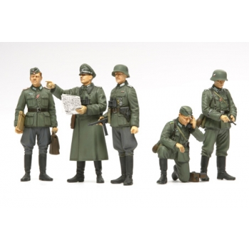 1/35 TAMIYA GERMAN FIELD COMMANDER