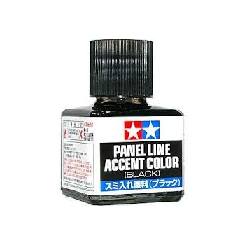 PANEL ACCENT COLOR BLACK