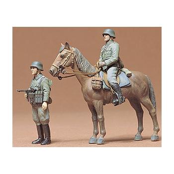 1/35 TAMIYA German Mounted Infantry