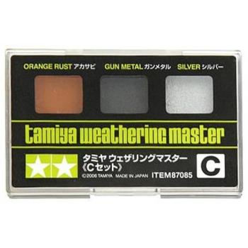 TAMIYA Weathering Master C pigmendi komplekt