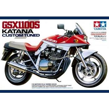 1/12 TAMIYA Suzuki GSX1100S Katana 'Custom Tuned'