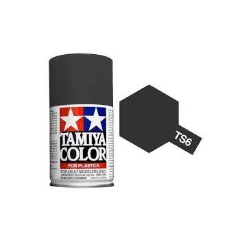 TAMIYA TS-6 Matt Black spray