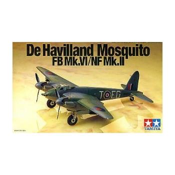 1/72 Tamiya - MOSQUITO FB Mk.VI/NF Mk.II