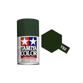 TAMIYA TS-2 Dark Green spray