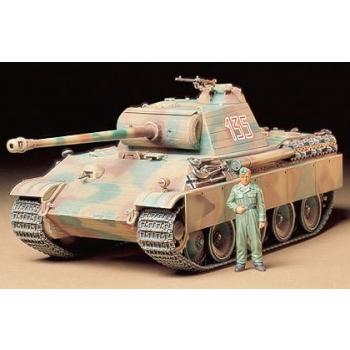1/35 TAMIYA German Panther Type G Early Version