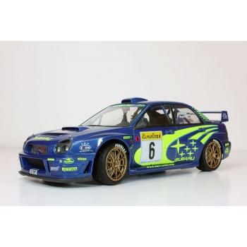 1/24 TAMIYA Subaru Impreza WRC 2001 M.Märtin/M.Park
