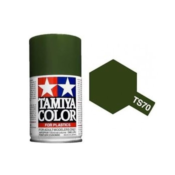 TA85070 - TAMIYA TS-70 JGSDF Olive Drab spray