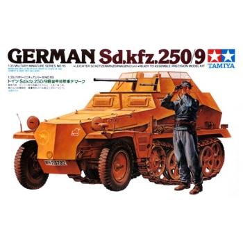 TA35115 - 1/35 Tamiya Sd.kfz.250/9
