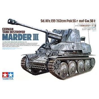TA35248 - 1/35 Tamiya MARDER III