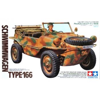1/35 TAMIYA VW Schwimmwagen Type 166