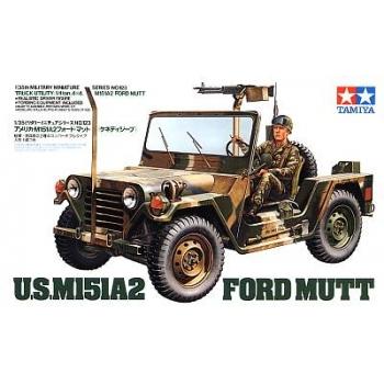 1/35 TAMIYA M151A2 FORD MUTT