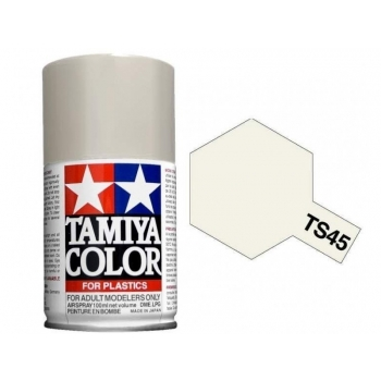 TAMIYA TS-45 Pearl White spray