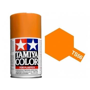 TAMIYA TS-56 Brilliant Orange spray
