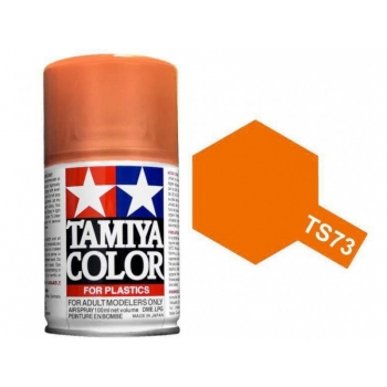 TAMIYA TS-73 Clear Orange spray