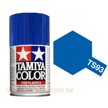 TAMIYA TS-93 Pure Blue spray