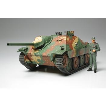 1/35 TAMIYA German TD Hetzer Mid Product.