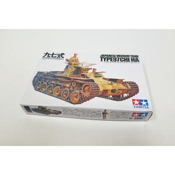 1/35 TAMIYA Japanese Tank Type 97 Kit