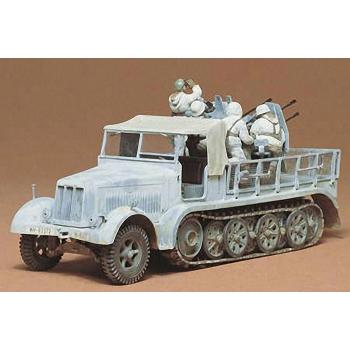 1/35 TAMIYA German 8T Half Track Sdkfz 7/1
