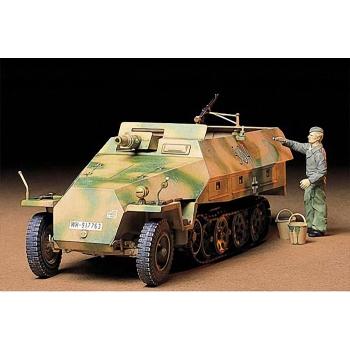 1/35 TAMIYA German Sdkfz 251/9 Kannwgn