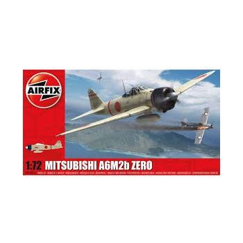 1/72 Mitsubishi A6M2b Zero Airfix