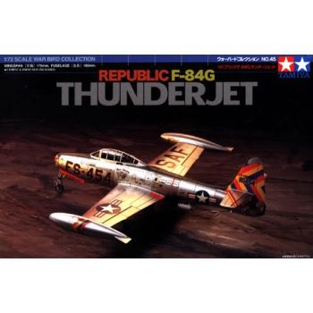 1/72 Republic F-84G Thunderjet TAMIYA