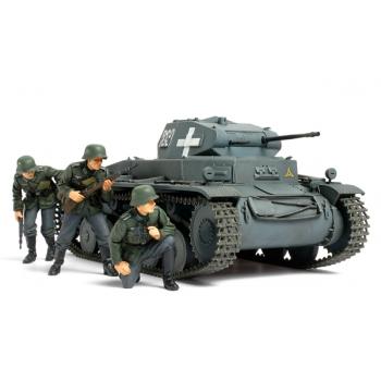 1/35 TAMIYA Pz.kpfw II Ausf.C (Sd.Kfz.121) - Polish Campaign