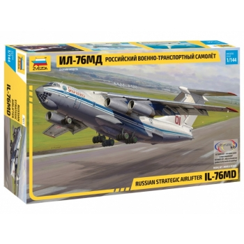1/144 Zvezda - Russian strategic airlifter Il-76MD