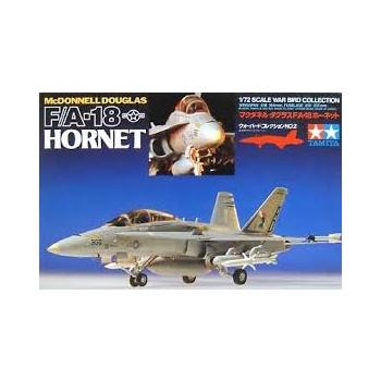 1/72 Tamiya - F/A-18 Hornet
