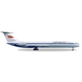 1/500 Aeroflot Ilyushin IL-62M - CCCP-86502