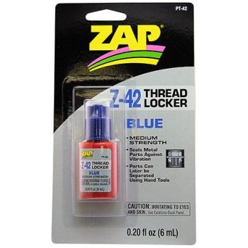 Zap Z-42 Sinine keermeliim 6ml