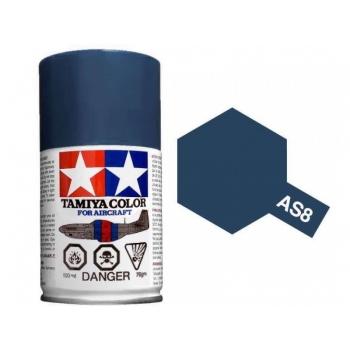 TAMIYA AS-8 NAVY BLUE spray