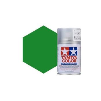 Tamiya PS-17 Metallik roheline lexan spray