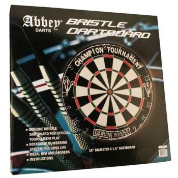 Noolelaud Abbey Darts Sisal Classic 18