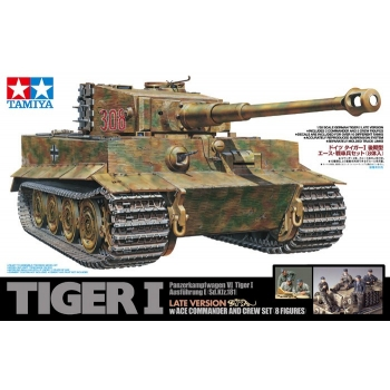 1/35 TAMIYA TIGER I Late version
