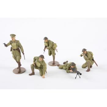 1/35 TAMIYA WWI British Infantry Set