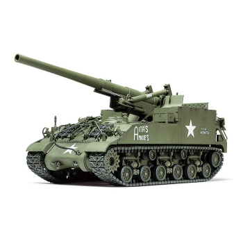 1/35 TAMIYA US Self-Propelled 155mm Gun - M40