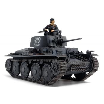 1/48 TAMIYA German Panzer 38(t) Ausf.E/F