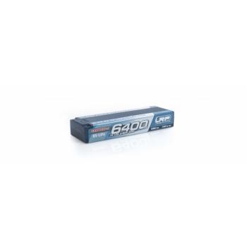 LiPo Aku 2S 7.6V(HV) 6400mAh LRP GRAPHENE Hardcase