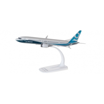 1/200 Boeing (House Colors) Boeing 737 MAX 9 - N7379E Snap-fit