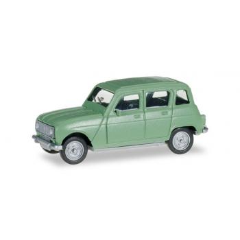 1/87 Renault R4, pastel green Herpa