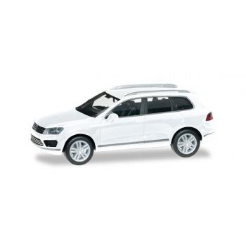 1/87 VW Touareg, pure white Herpa