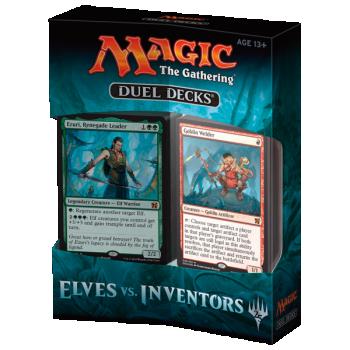 Duel Decks: Elves vs Inventors
