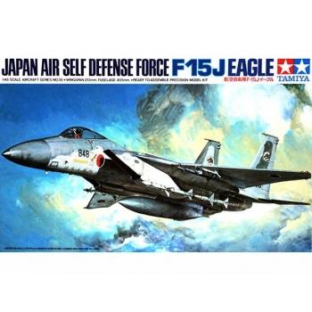 1/48 J.A.S.D.F F-15J Eagle, Tamiya
