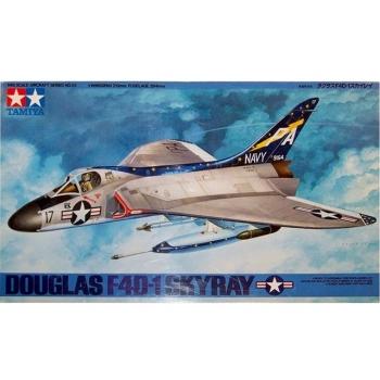 1/48 Douglas F4D-1 Skyray, Tamiya