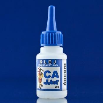 JOKER - CA Glue 20g, medium