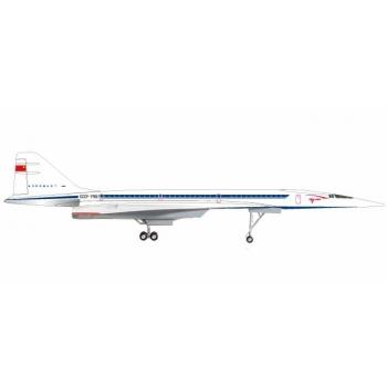 1/200 Tupolev Design Bureau Tupolev TU-144S - CCCP-77101
