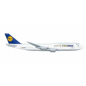 """1/500 Lufthansa Boeing 747-8 Intercontinental """"Starhansa"""" - D-ABYM """"Bayern"""""""