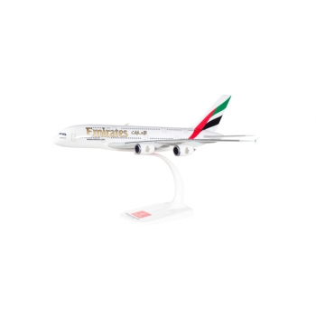 1/250 SNAP-FIT Emirates Airbus A380-800