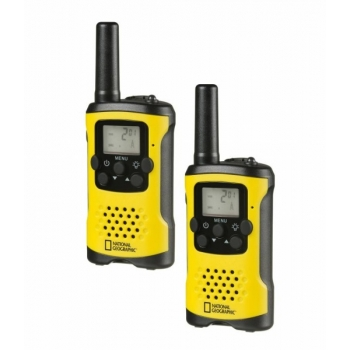 Walkie Talkie  FM National Geographic