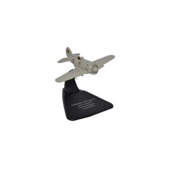 1/72 Soviet Air Force Polikarpov I-16 4th Guard Reg Leningrad 1942 Oxford Aviation